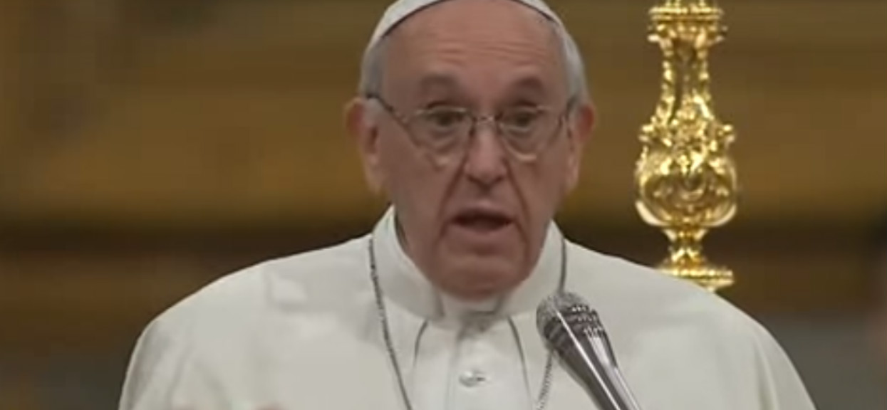 Przełomowe słowa papieża Franciszka. Powiedział co się z nami dzieje po śmierci?