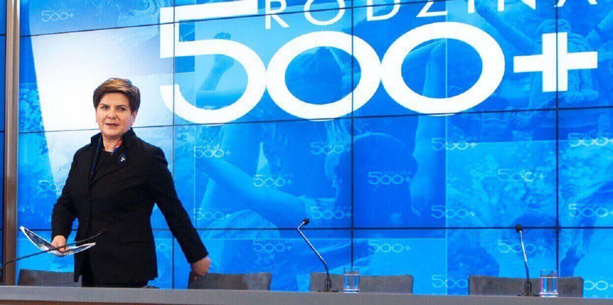 Patrycja: Przez 500 plus Polki zaczęły rozmnażać się dla pieniędzy