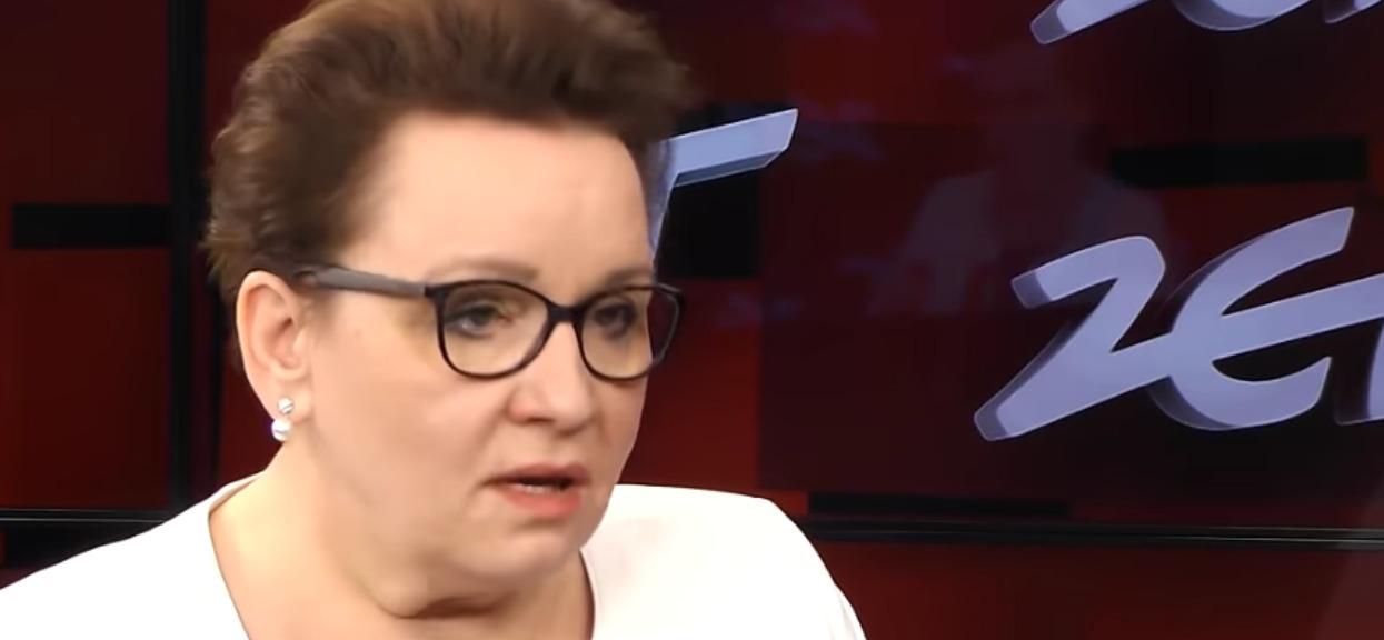 Cios dla Zalewskiej. Nawet jej koledzy wezmą udział w proteście nauczycieli