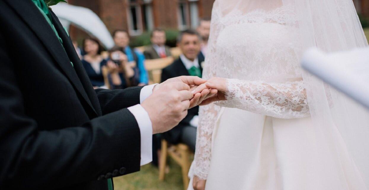 W sekundy ślub zamienił się w koszmar nie do wyobrażenia. Nagły zwrot akcji