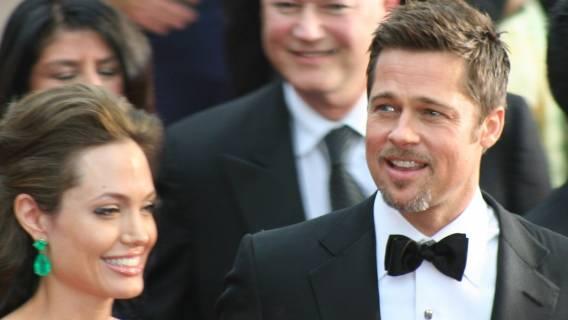 Brad Pitt - dzieci jego i Angeliny Jolie