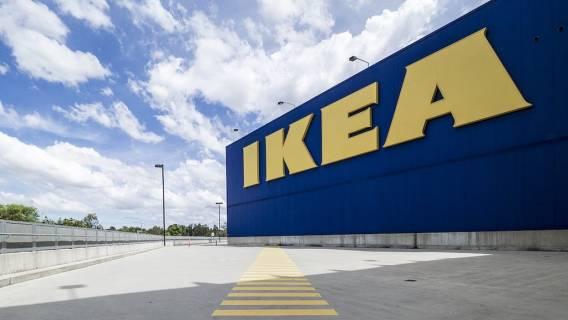 Ikea - zarobki z sklepie meblowym