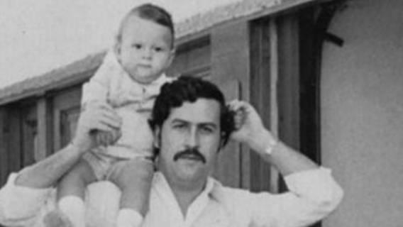 Córka Pablo Escobara - Manuela