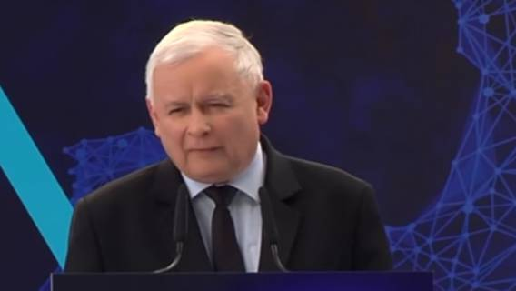 Jarosław Kaczyński prawo jazdy
