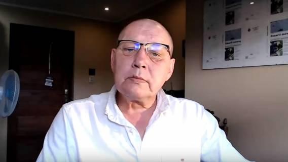 Krzysztof Jackowski rozmawia ze zmarłymi