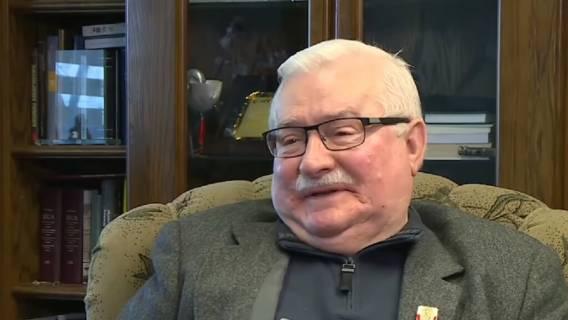 Brutalny atak na Lecha Wałęsę
