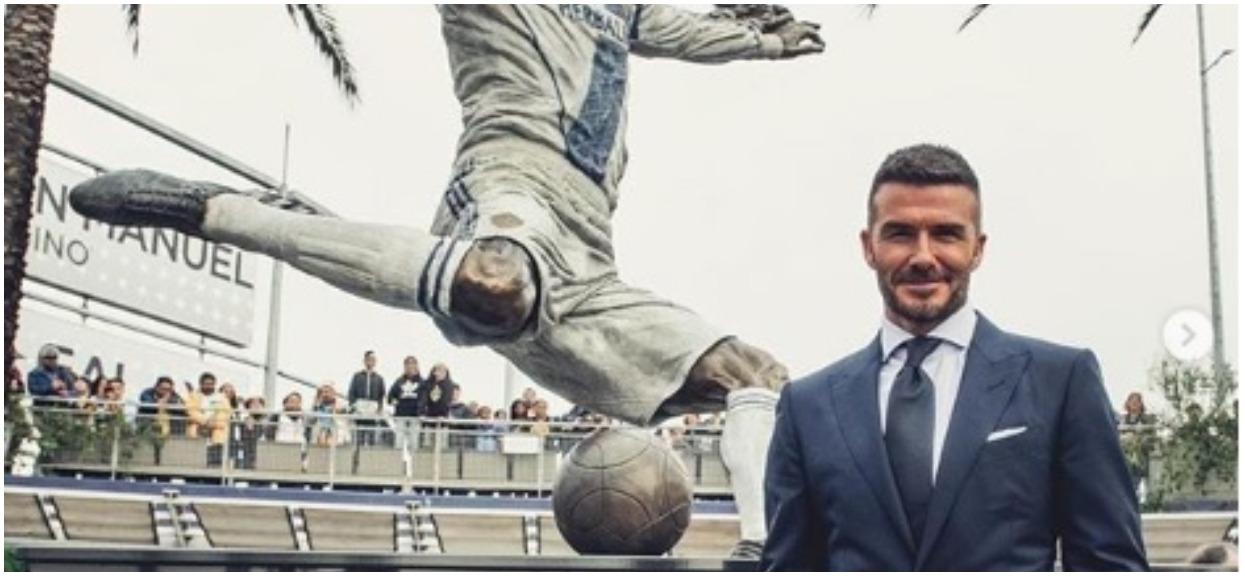Ile zarabia David Beckham? Czasy świetności minęły