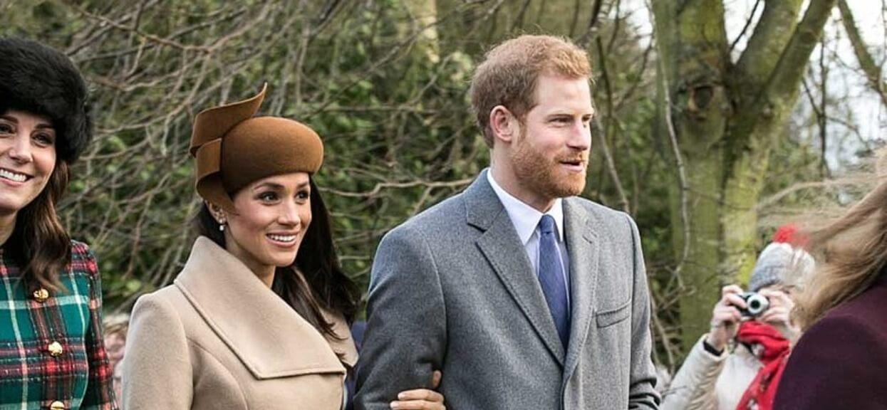 Księżna Diana?! Jak na imię będzie miało dziecko Meghan Markle?