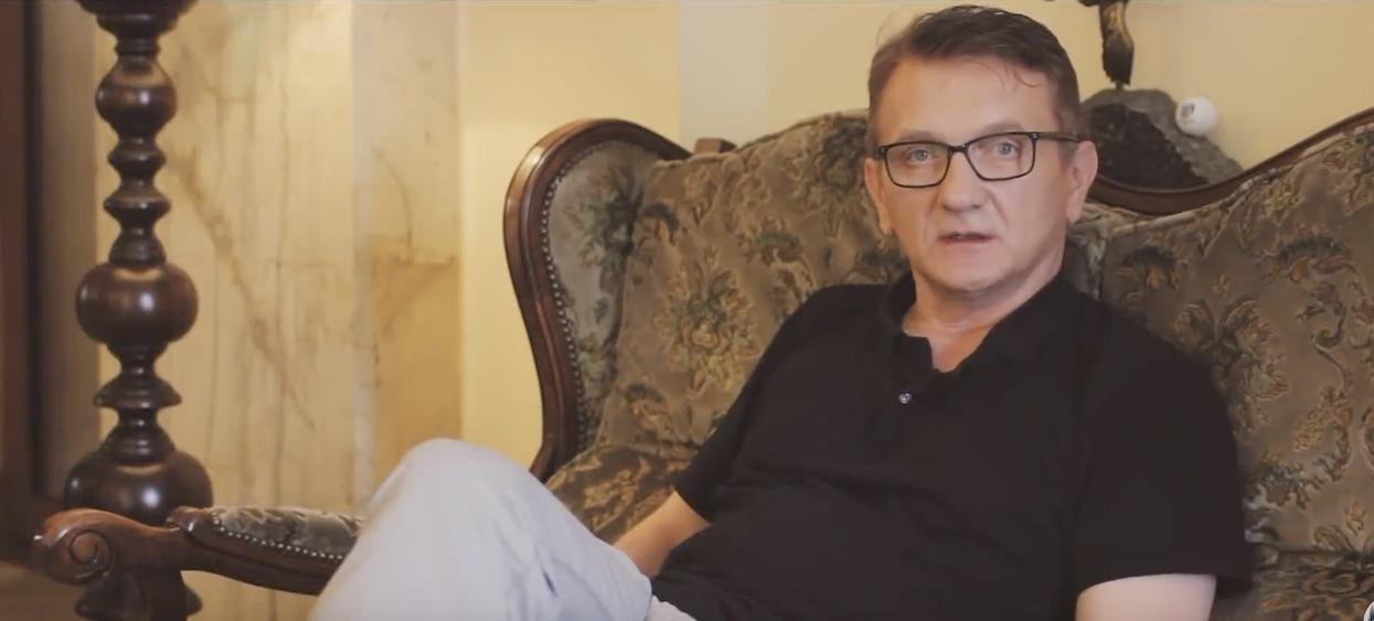 Janusz Tracz - memy z nim królują w Internecie