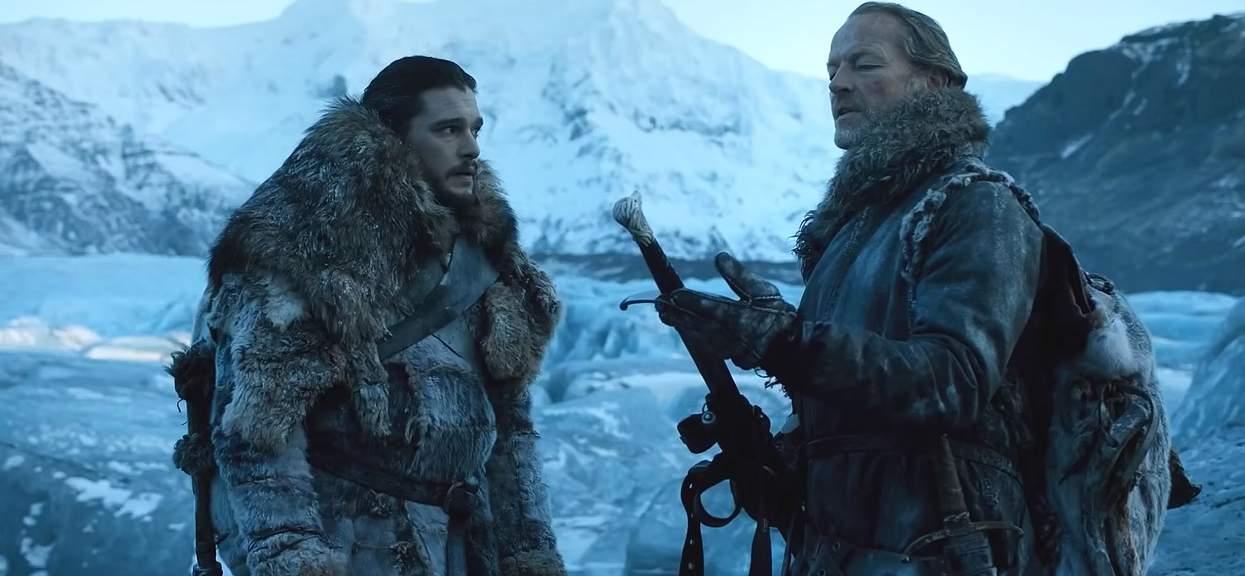 Jorah Mormont do końca oddany broni swojej królowej. 3. odcinek Gry o Tron