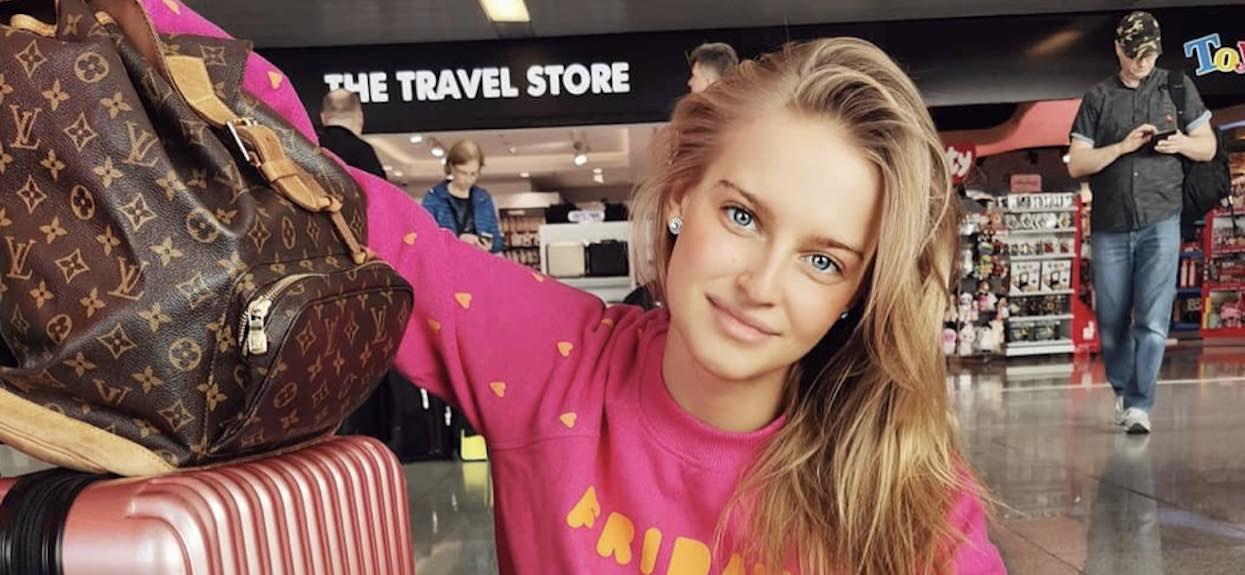 Karolina Pisarek z Top Model całkiem się zmieniła. Jak wyglądała przed programem?