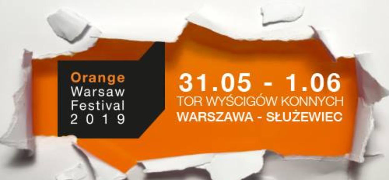 Kiedy Orange Warsaw Festival 2019? Najważniejsze informacje