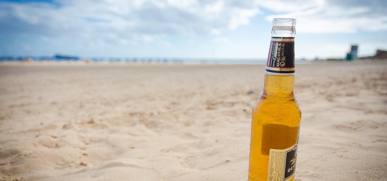 Czy można pić piwo nad Wisłą? Weź swoich przyjaciół