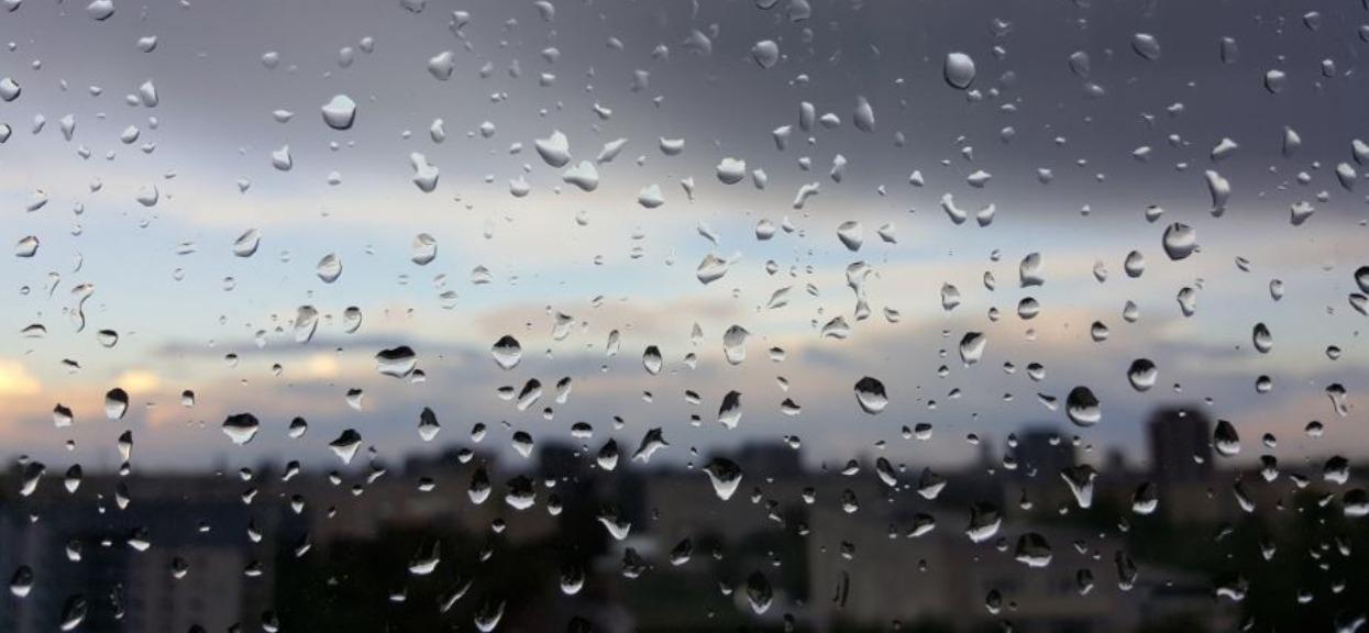 Pogoda na dziś. Będą opady deszczu