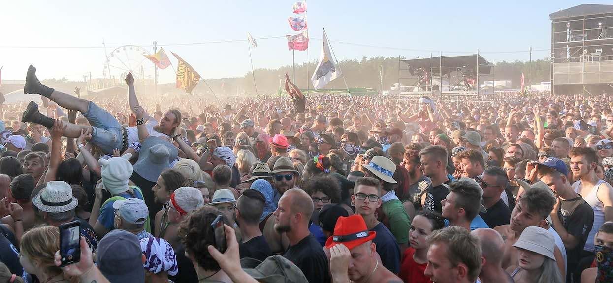 Kto w tym roku wystąpi na Przystanku Woodstock? Nowa nazwa festiwalu nie zmniejszyła jego popularności