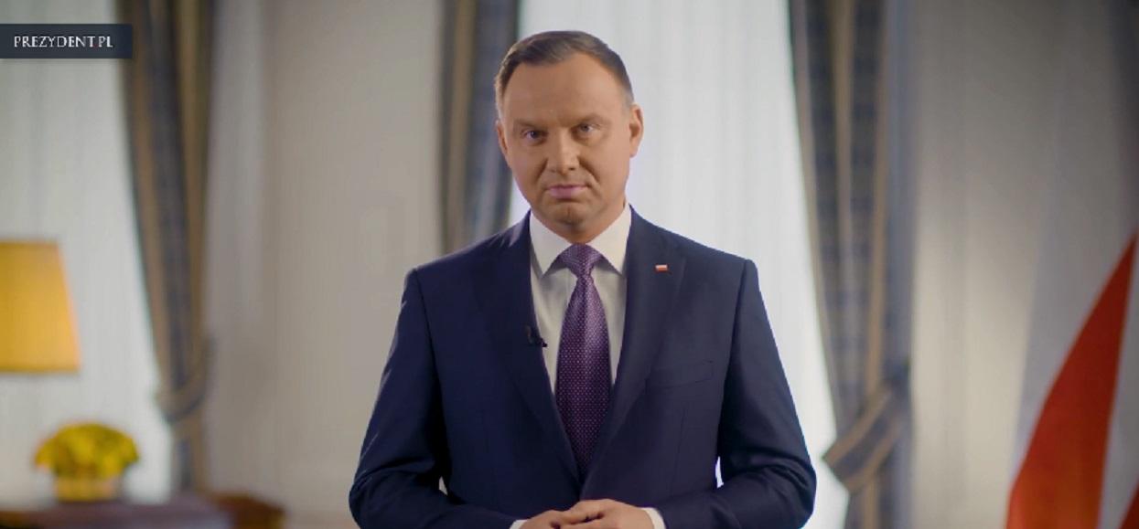 Andrzej Duda załamany po dzisiejszej tragedii. Wstrząsający wpis prezydenta