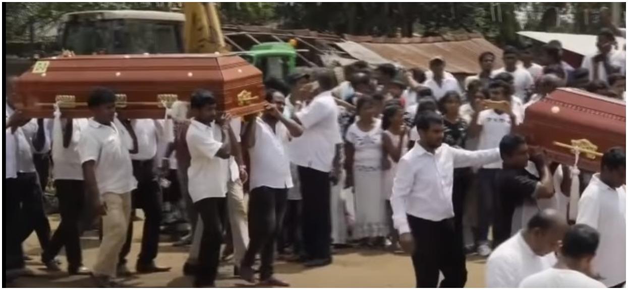 Zaskakujące oświadczenie rządu Sri Lanki. Mogło być o 100 ofiar mniej
