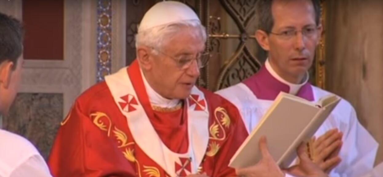 Benedykt XVI po długiej czasie przerywa milczenie. Wielu nie spodobają się słowa emerytowanego papieża