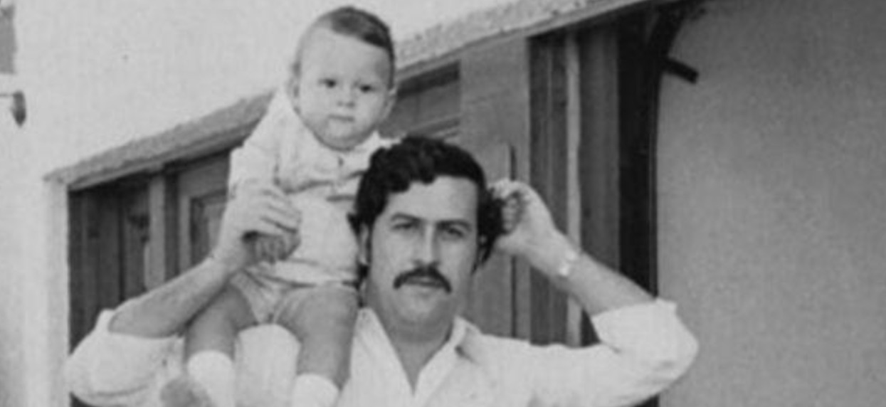 Kim jest córka Pablo Escobara? Nigdzie nie ma o niej nawet wzmianki