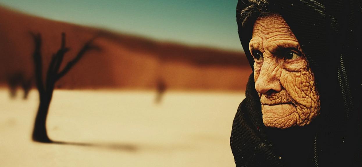 Staruszka od 10 lat je piasek w celach zdrowotnych. Efekt diety powala [VIDEO]