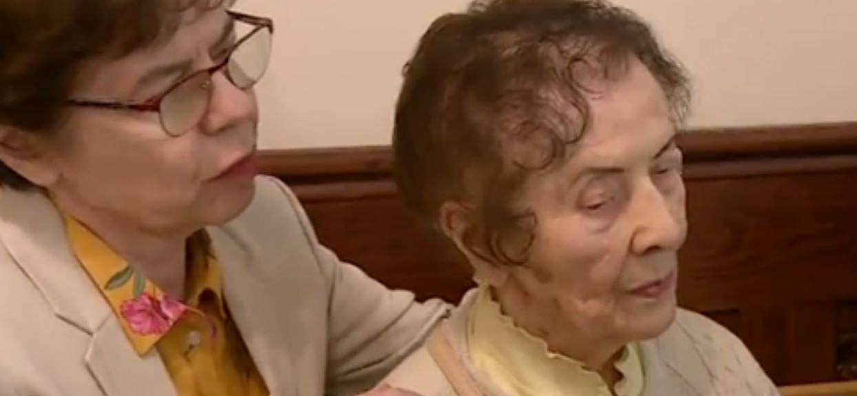 Pani Stefania ma 101 lat i walczy w sądzie o swoje prawo. Chcieli odebrać jej mieszkanie