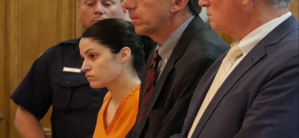 Chłopak miał ją torturować i wielokrotnie gwałcić. Zabiła go, resztę życie spędzi w więzieniu