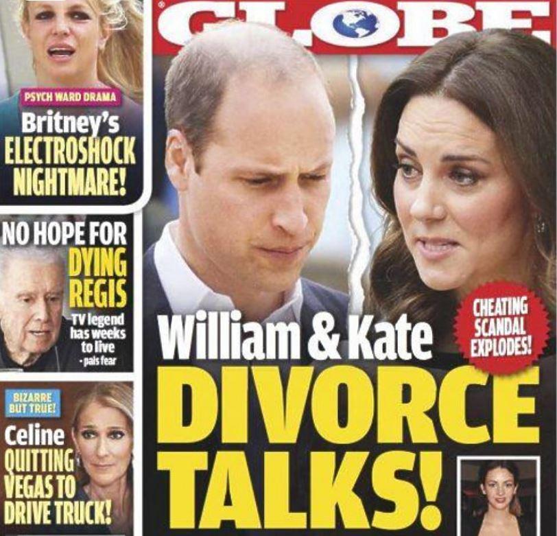 Doniesienia zagranicznych mediów poraziły Wielką Brytanię. Księżna Kate i William się rozwodzą?!