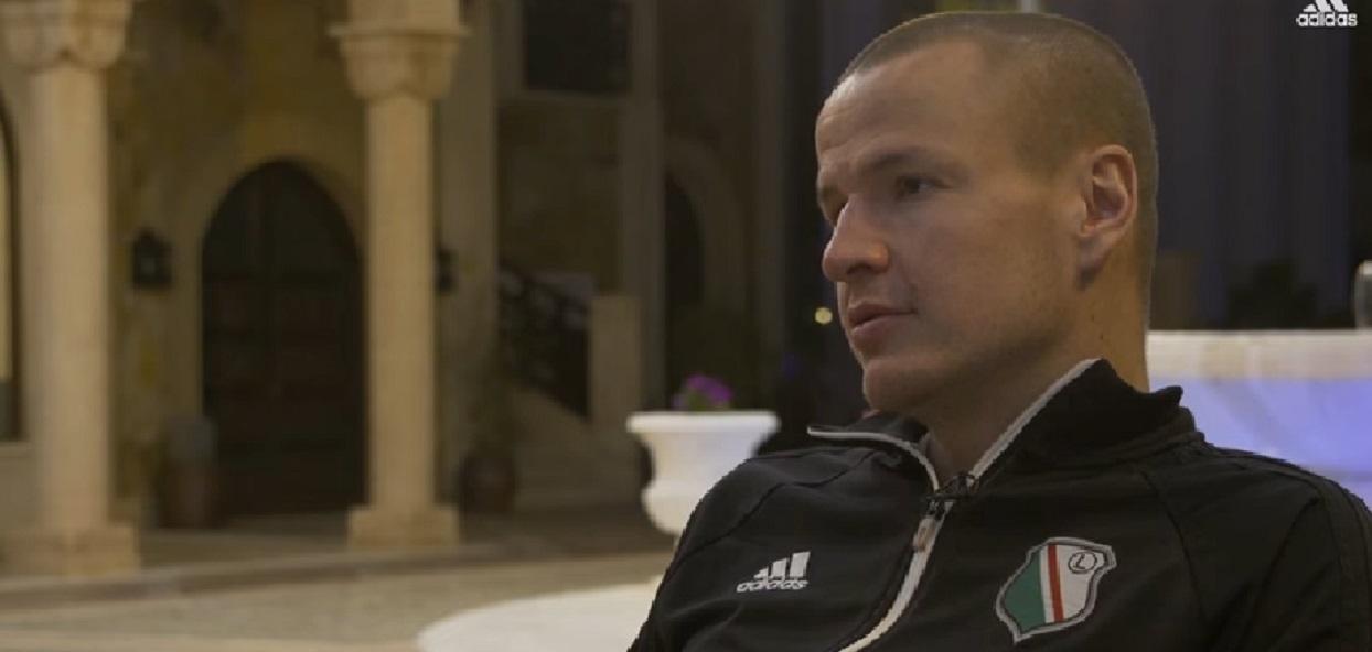 Legia Warszawa ma kłopoty. Podstawowy zawodnik może opuścić klub już niebawem