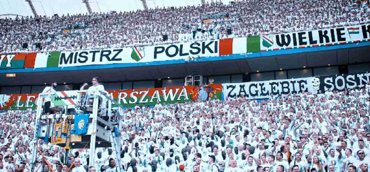 Legia Warszawa coraz bliżej mistrzostwa Polski! Przed nią cztery mecze o wszystko