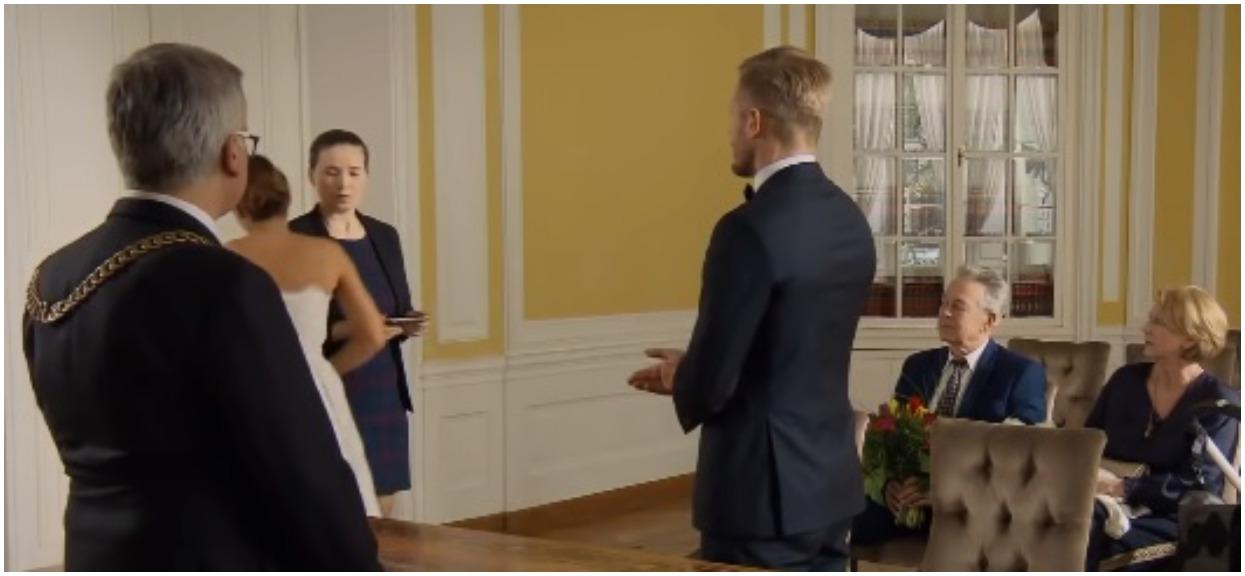 """Ślub, na który wszyscy czekali odwołany. Widzowie """"M jak miłość"""" nie mogą uwierzyć"""
