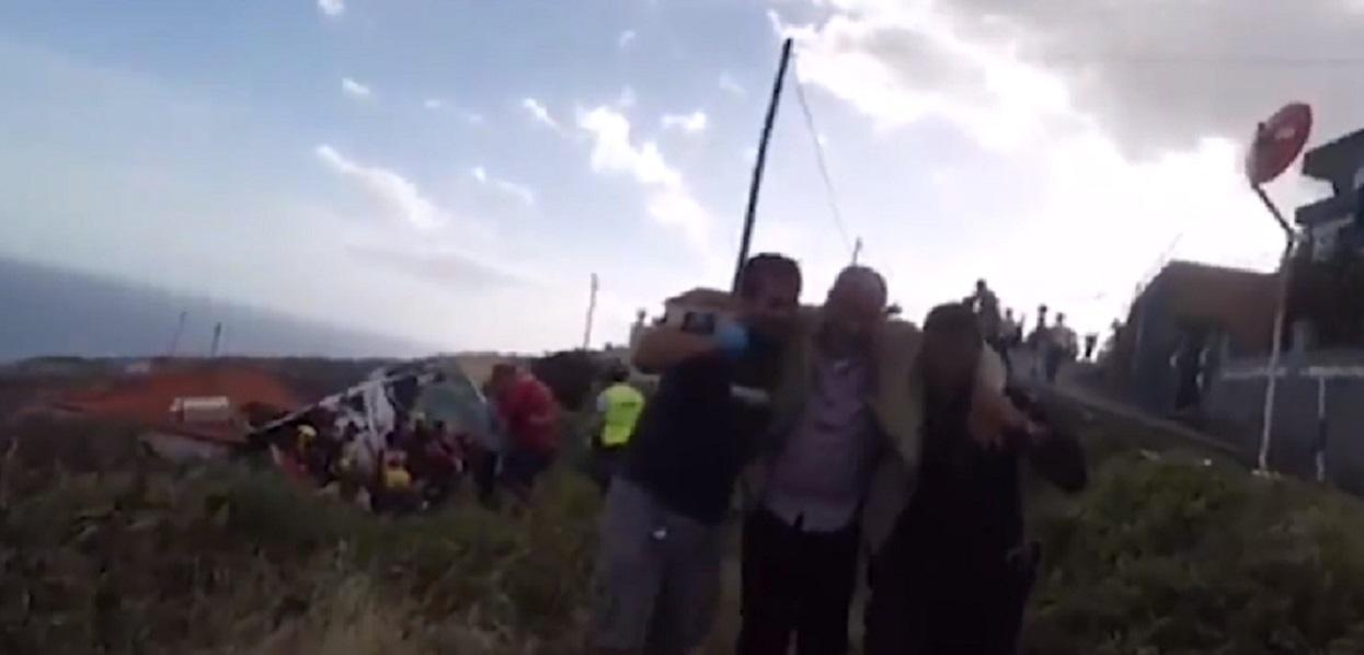 Maderska tragedia. Autobus pełen turystów rozbił się, 28 ofiar śmiertelnych