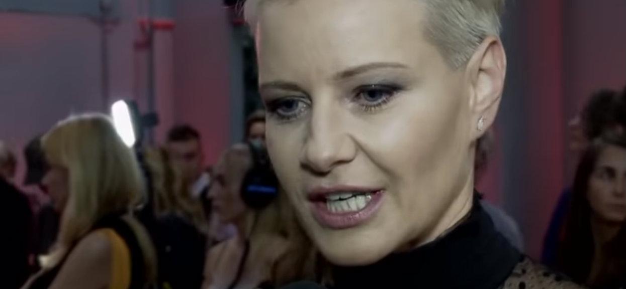 """Małgorzata Kożuchowska miała zareklamować produkt. """"No nie wygląda zachęcająco"""""""