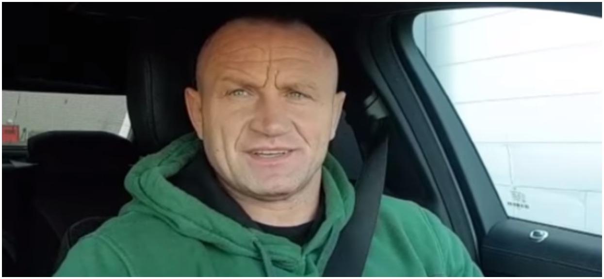 Policja pozwoliła Pudzianowskiemu na burdę w hotelu? Nowe fakty w sprawie