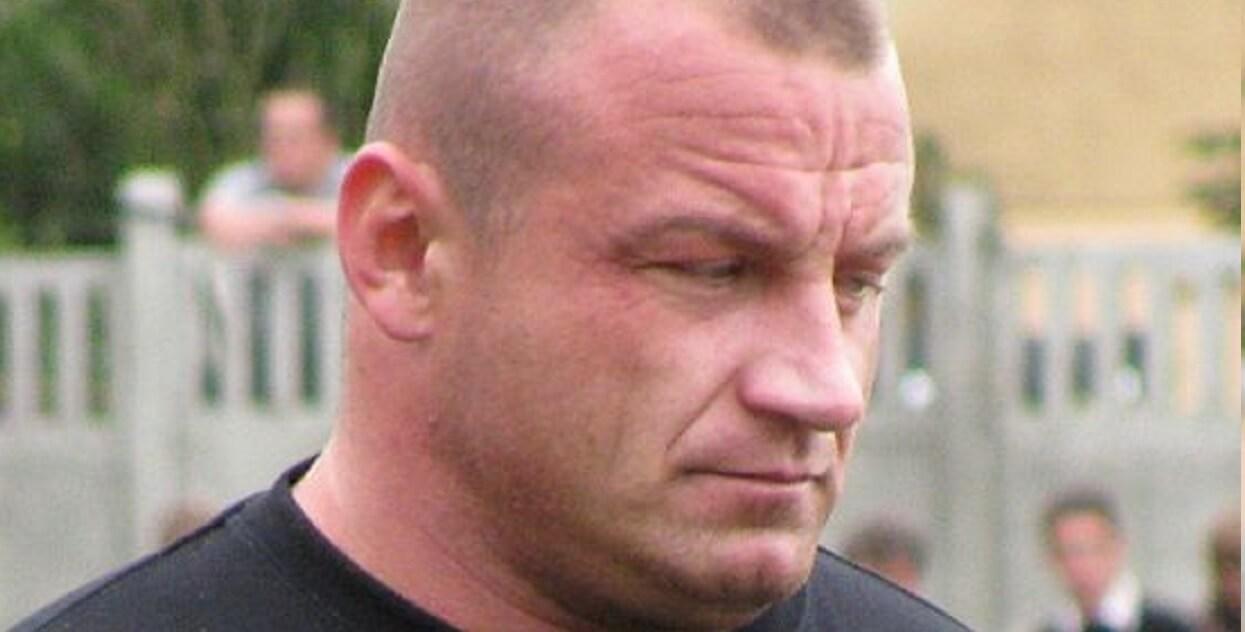 Mariusz Pudzianowski - ile ma braci najsilniejszy człowiek świata?