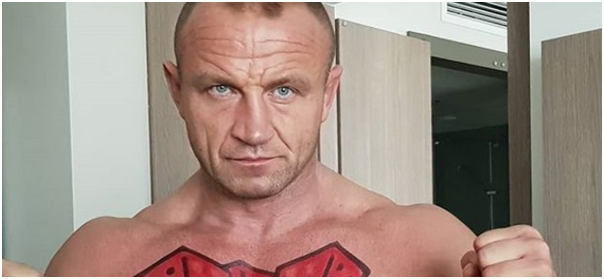 """Wściekły na media Pudzianowski przerywa milczenie! Wyjaśnia aferę z """"nalotem"""" na hotel"""