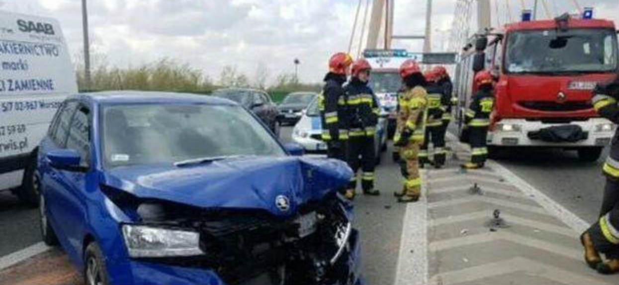"""Znana dziennikarka miała straszny wypadek. """"Kierowca nagle stracił kontakt ze światem, nie reagował na krzyki"""""""