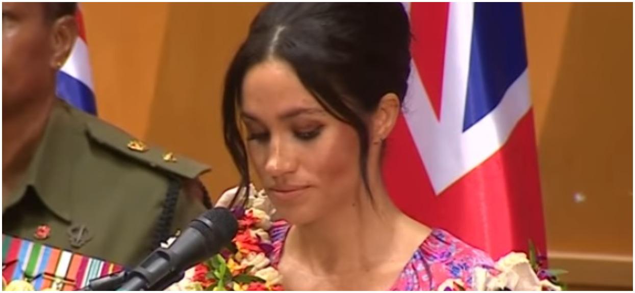 Meghan wyjeżdża z Wielkiej Brytanii. Ujawniono plan księżnej