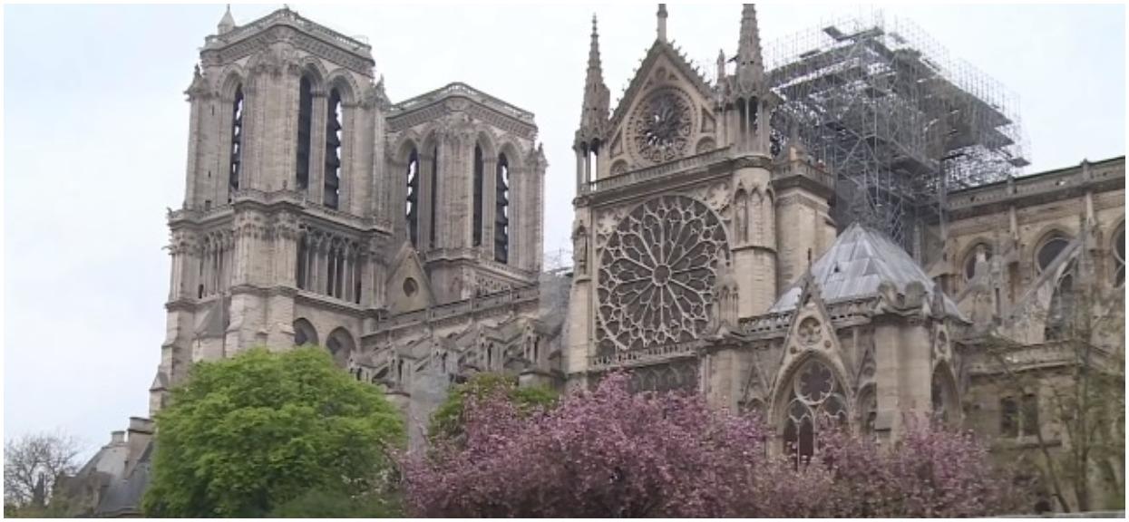 W pierwsze godziny dla Notre Dame zebrali 7 mln euro. Ty też możesz się dorzucić