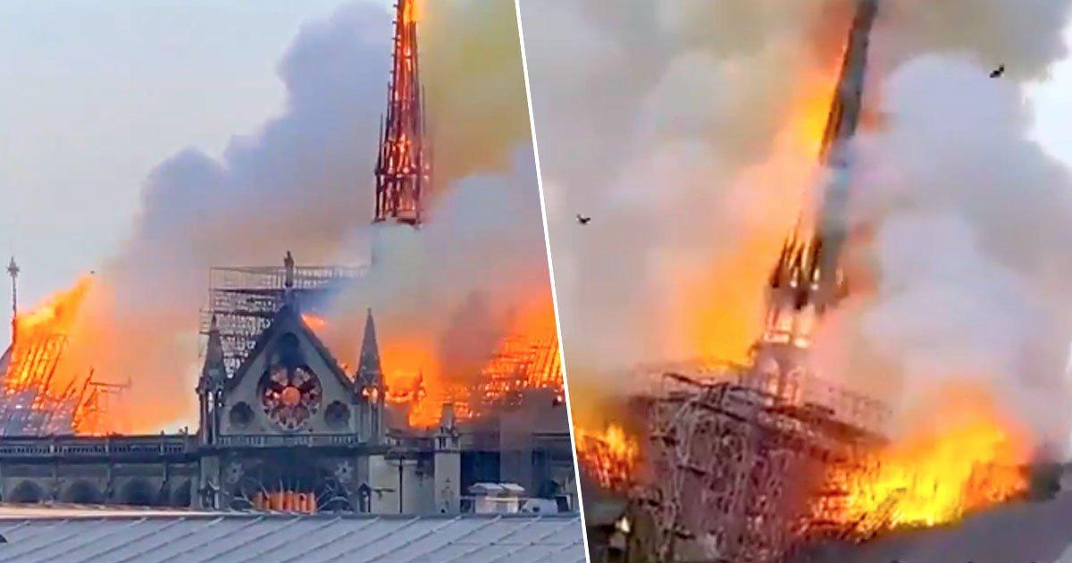 Oficjalnie: Odbudowa Katedry Notre Dame potwierdzona