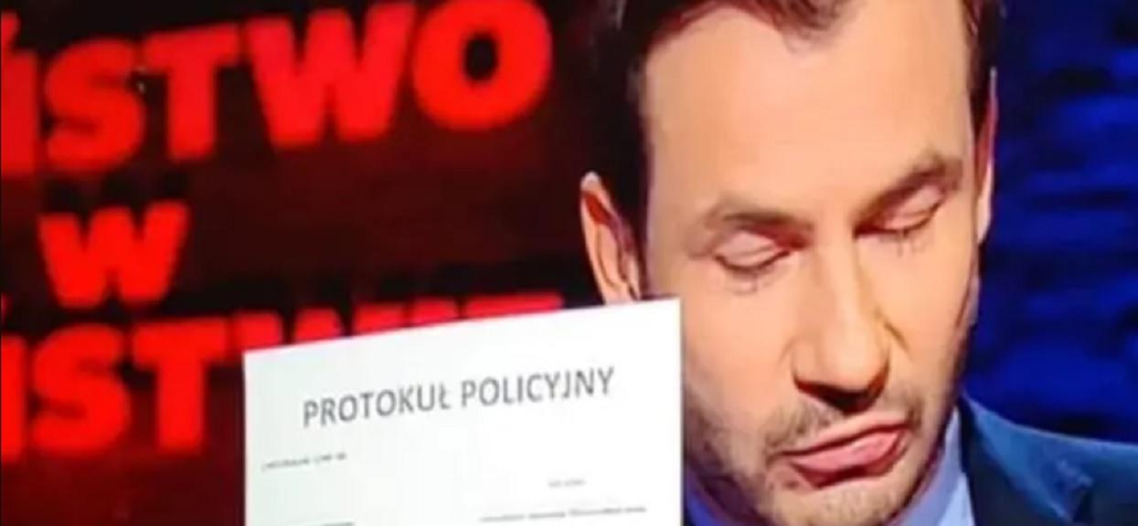 Ogromna kompromitacja dziennikarza Polsatu. Żenujący incydent na wizji