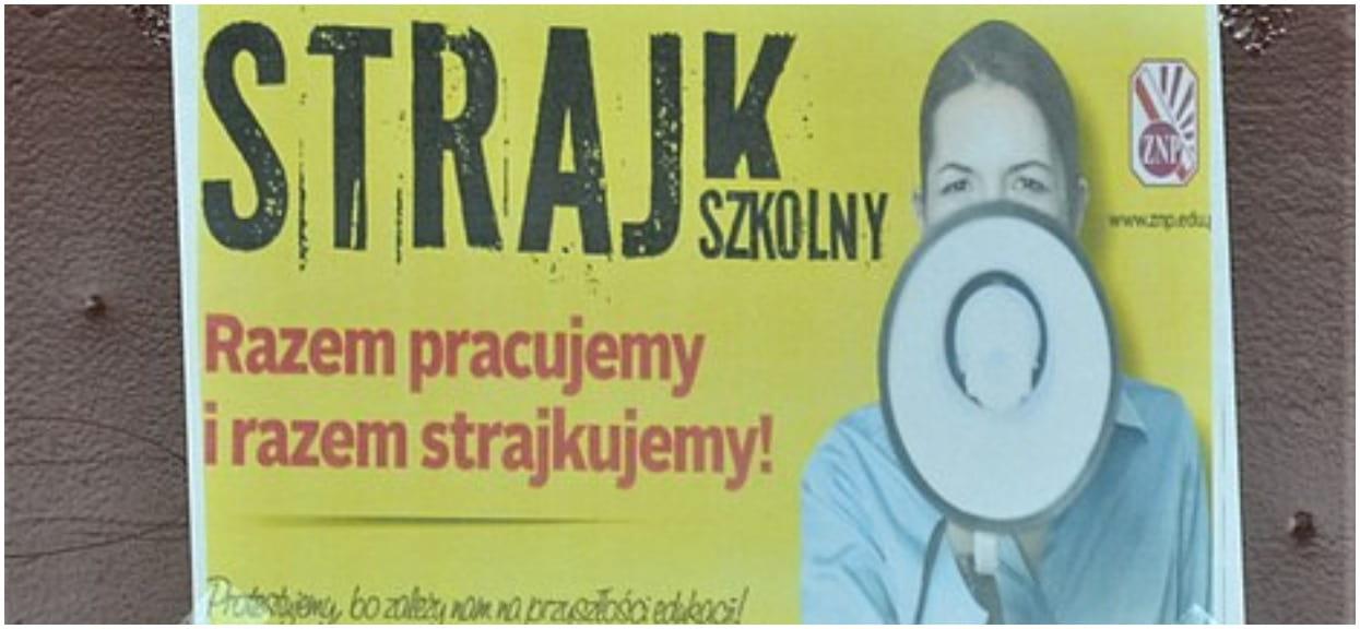 Strajk nauczycieli będzie fatalny dla finansów szkół? Mogą stracić nawet połowę unijnych dotacji