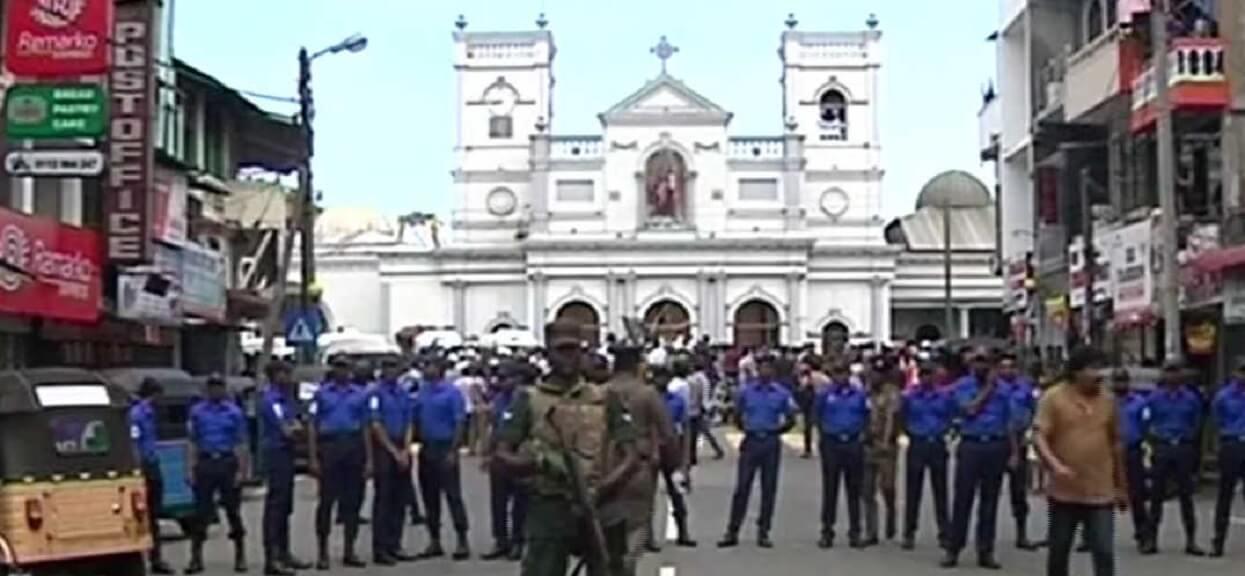 """Z ostatniej chwili: Polak w centrum rzezi na Sri Lance. """"To pierwszy taki przypadek w historii"""""""