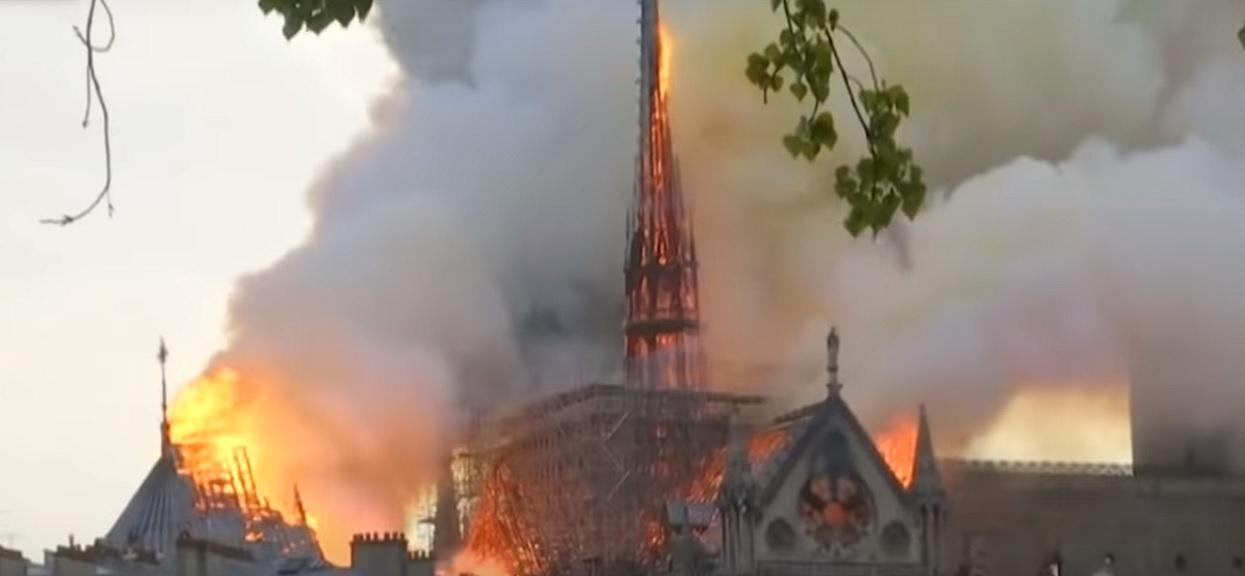 Brawo! Muzułmanie zbierają pieniądze na naprawę Notre Dame