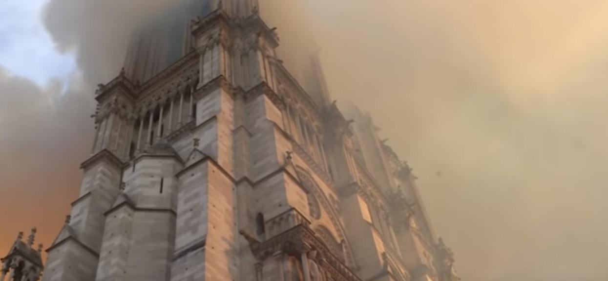 Rektor katedry Notre Dame podał nową hipotezę dotyczącą przyczyny tragedii