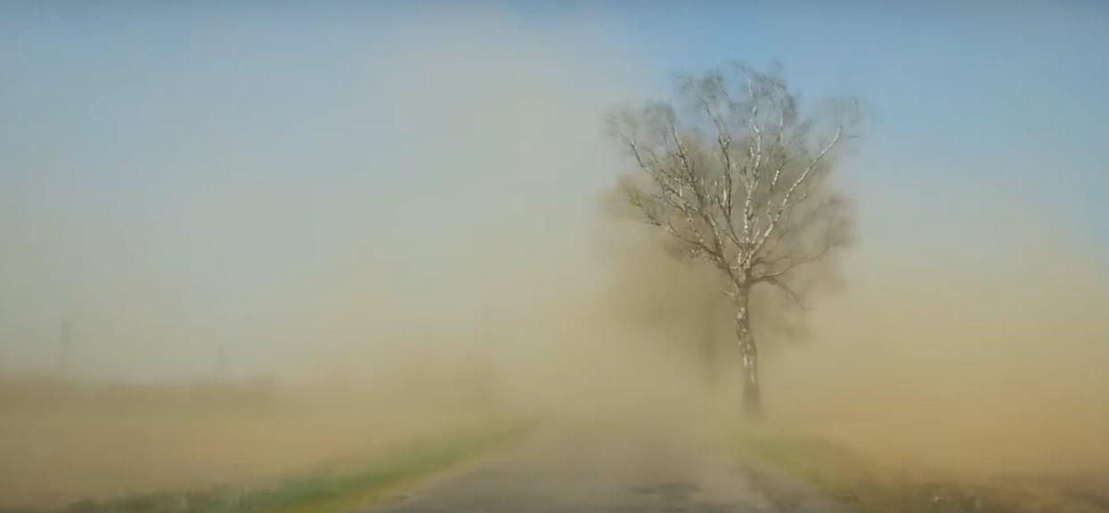 Dopiero teraz przekonamy się jak wygląda prawdziwa nagła zmiana pogody. Nad Polskę nadciąga pył z Sahary