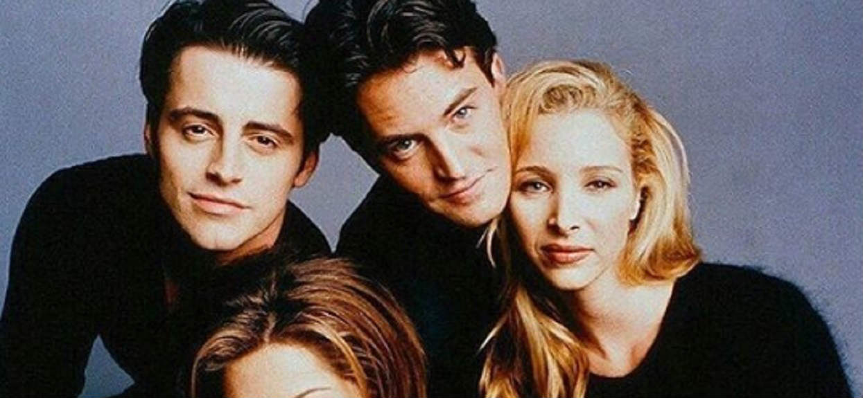 """Serialowi """"Przyjaciele"""" zmienili się nie do poznania. Nie poznalibyście ich na ulicy"""