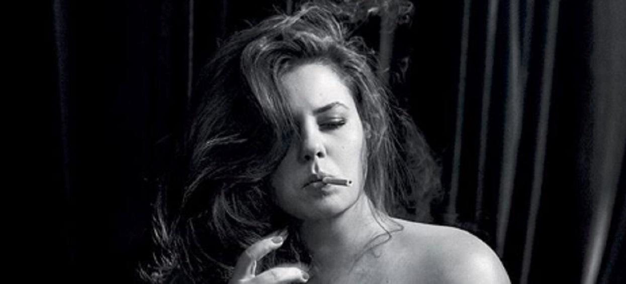 Była żona Janowskiego rozebrała się dla Playboya. Jej wdzięki podziwia dziś cała Polska