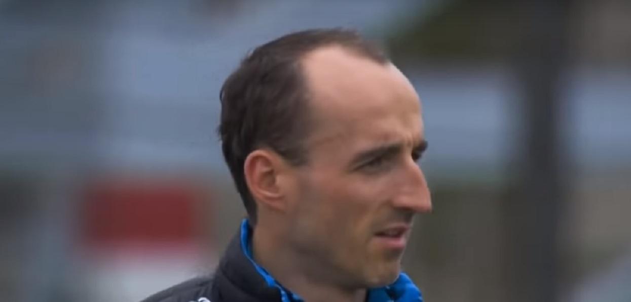 """Robert Kubica zdenerwowany po kwalifikacjach do Grand Prix. """"To nie powinno mieć miejsca"""""""