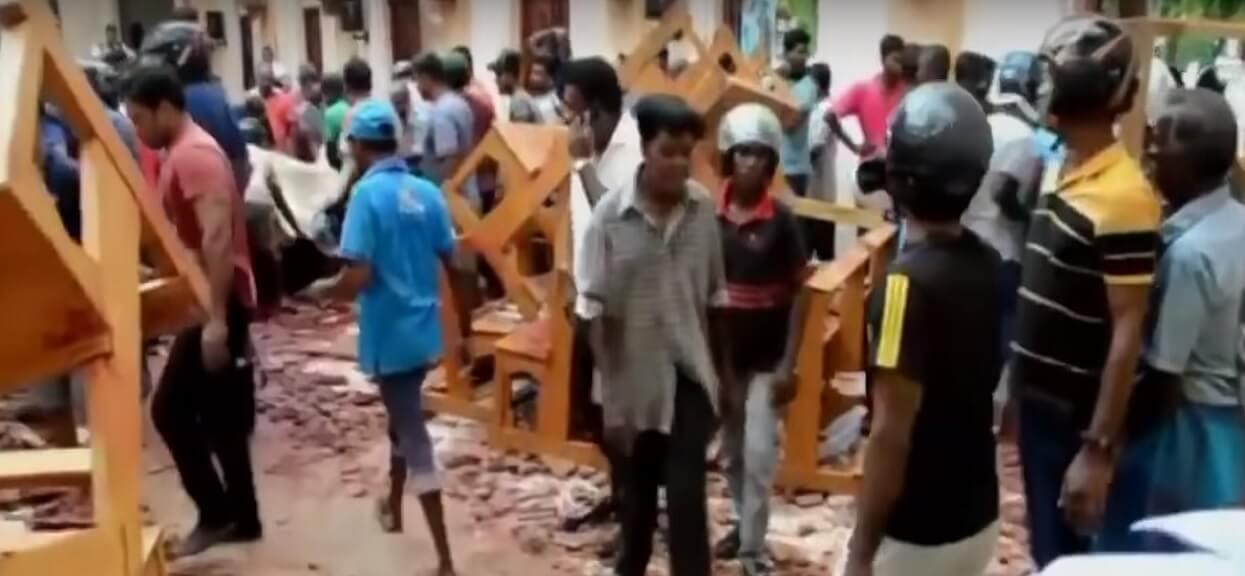 Jest nagranie zamachowców ze Sri Lanki. Wzrasta liczba ofiar