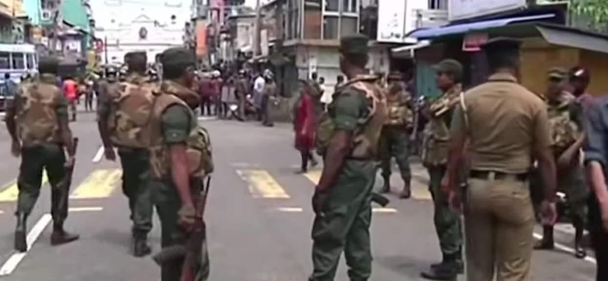 Właśnie podano tożsamość zamachowców ze Sri Lanki